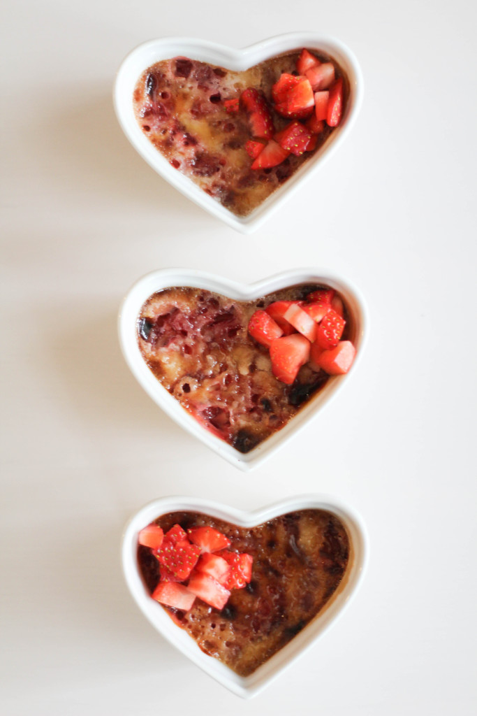 Strawberry Cream Creme Brulee-18