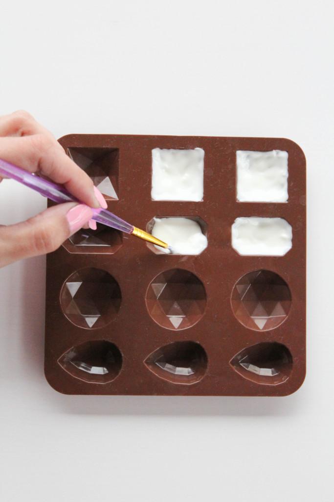 DIY Chocolate Gems