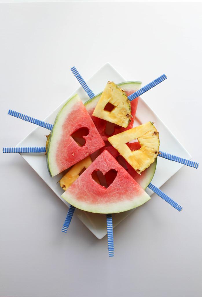 Easy Summer Fruit Ideas