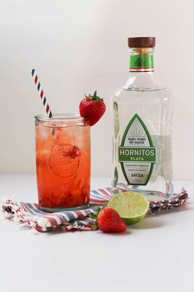 Healthy Strawberry Margarita Recipe