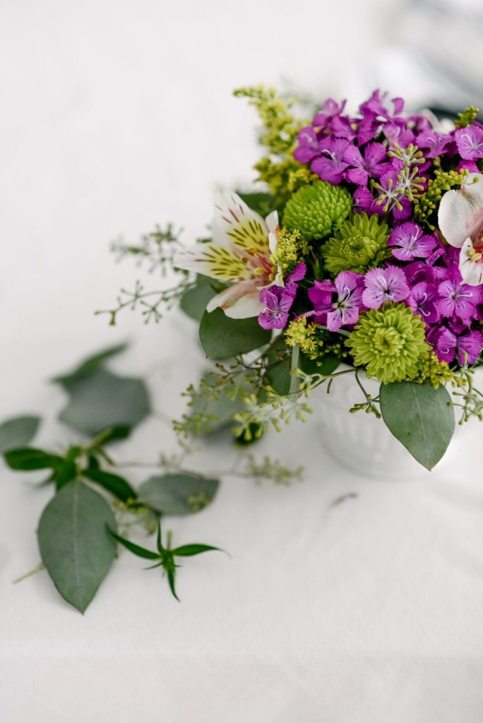 Mini Floral Arrangements