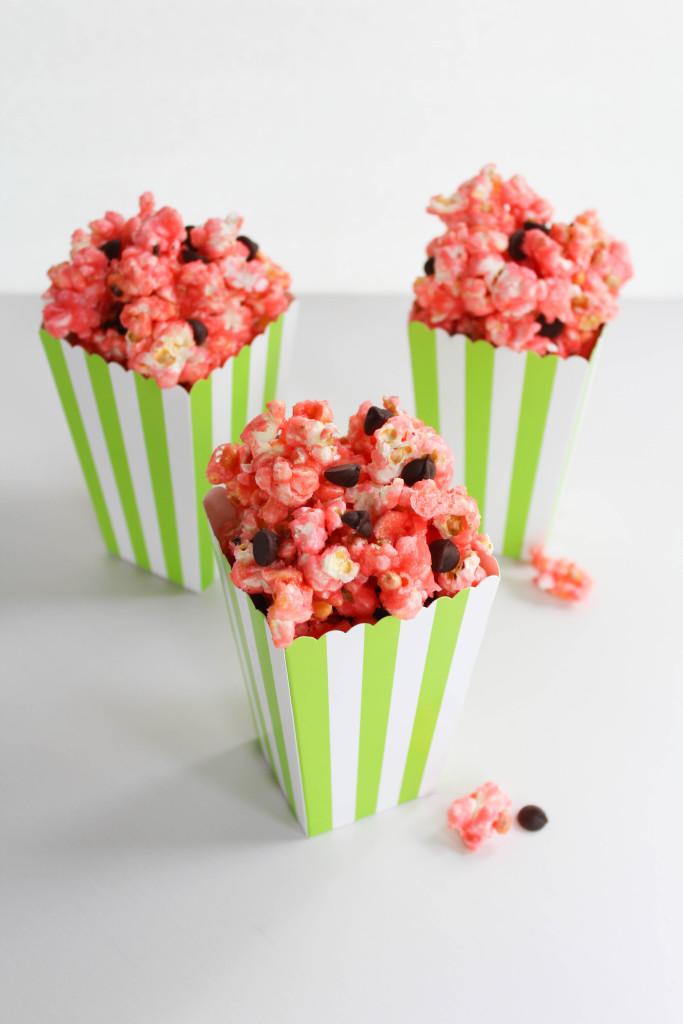 Watermelon Popcorn