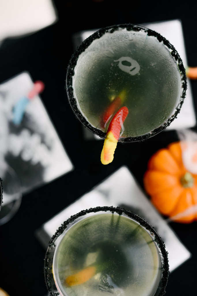Oogie Boogie Halloween Cocktail Recipe