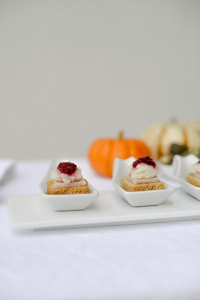 Easy Appetizers: Thanksgiving Bites