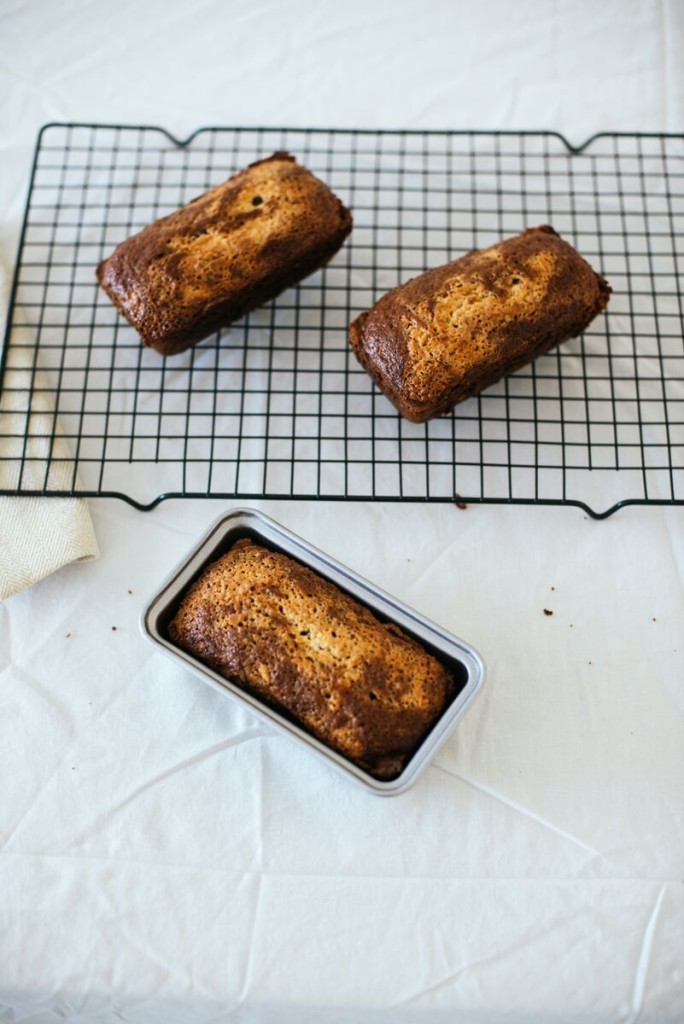 Mini Pumpkin Cream Cheese Bread