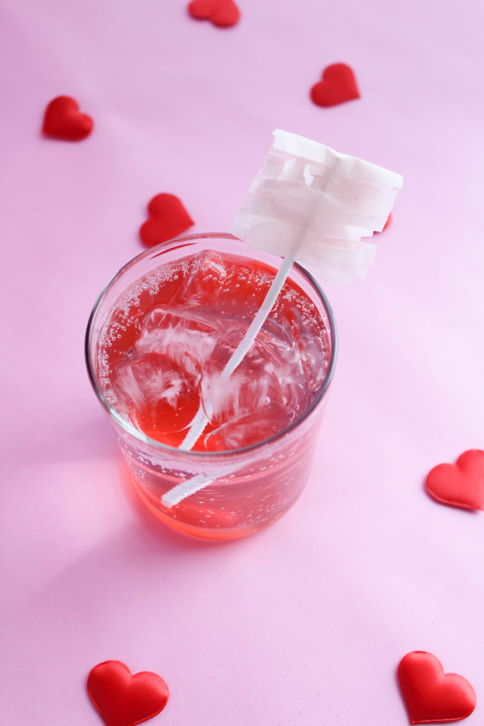 Cupid's Arrow Shirley Temples