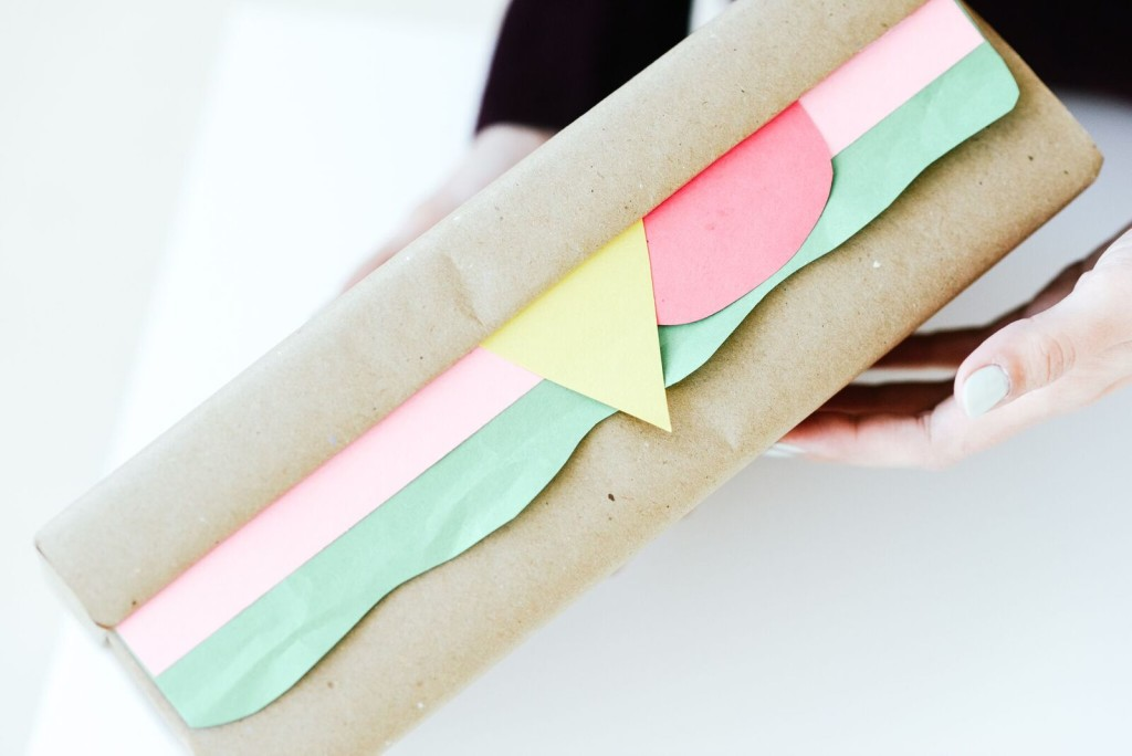 Sandwich Gift Wrapping