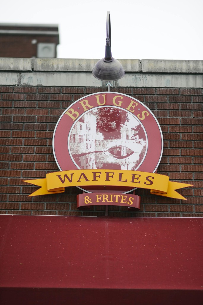 Sweet Stop: Bruges Waffles and Frites