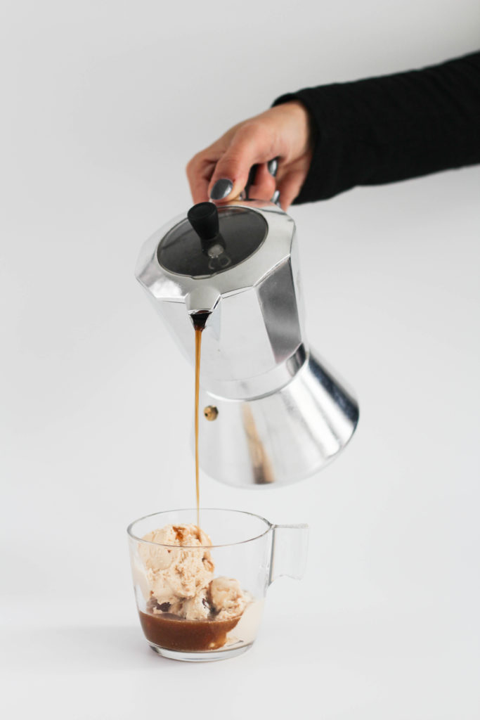Affogato Recipe