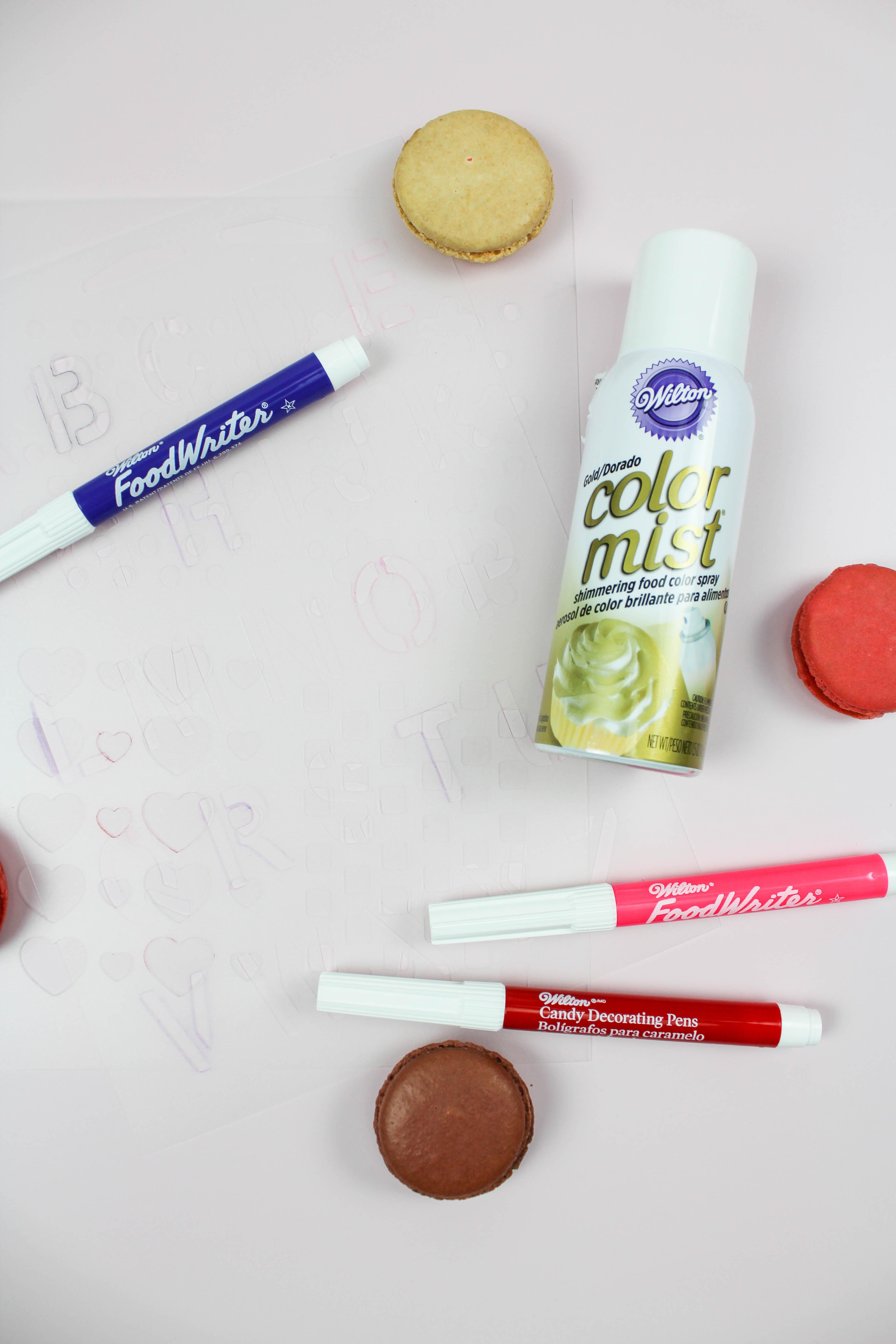 Make Your Own Edible Food Spray