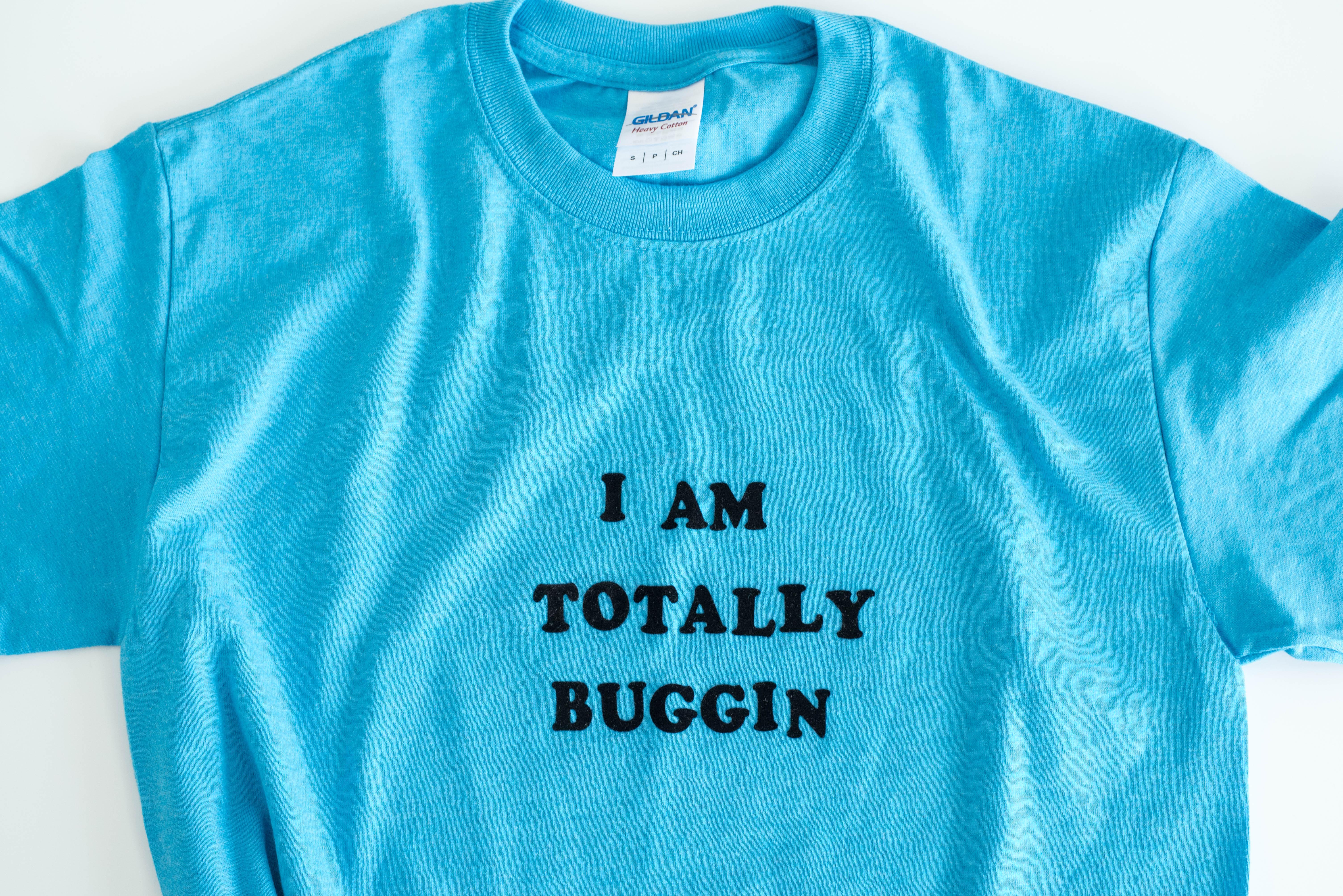 diy iron on clueless shirts let s mingle blog