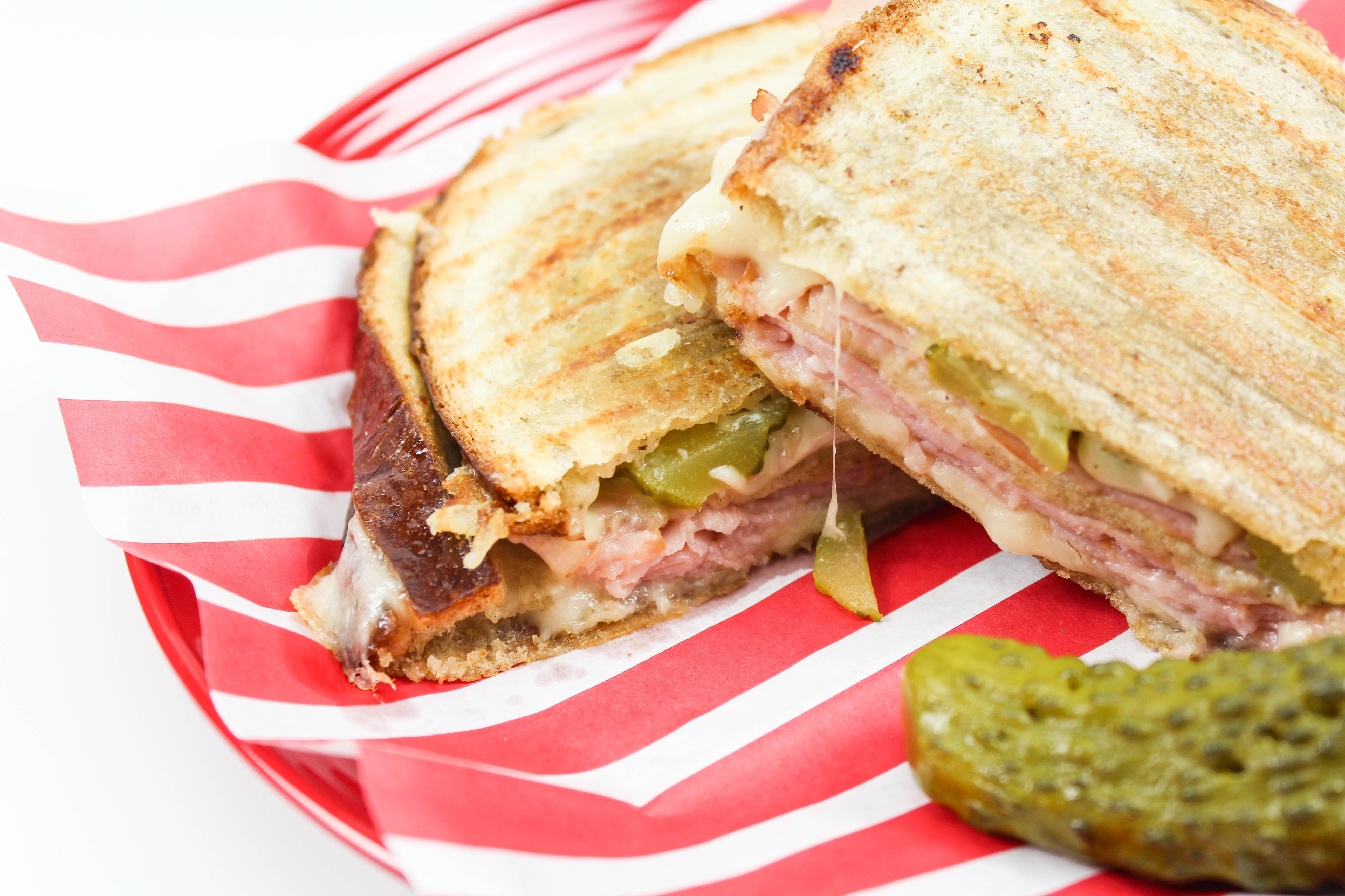Cuban Panini Recipe - Let's Mingle Blog
