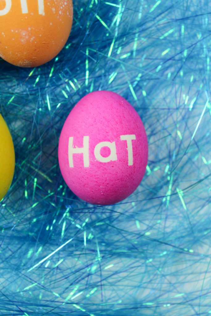 Old School Hip Hop Easter Eggs