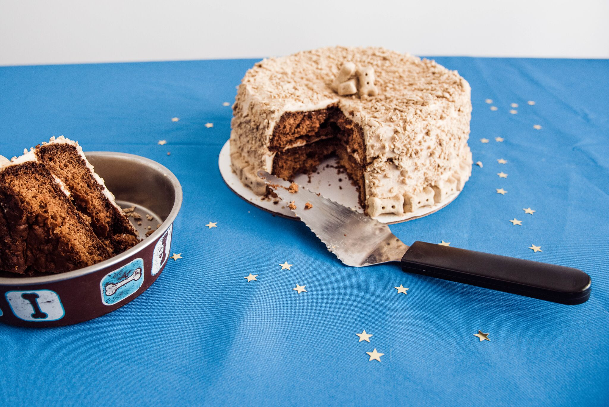 Dog Birthday Cake Recipe Lets Mingle Blog