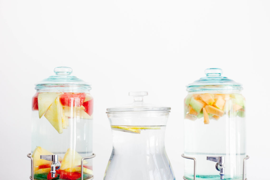 Infused Fruit Water