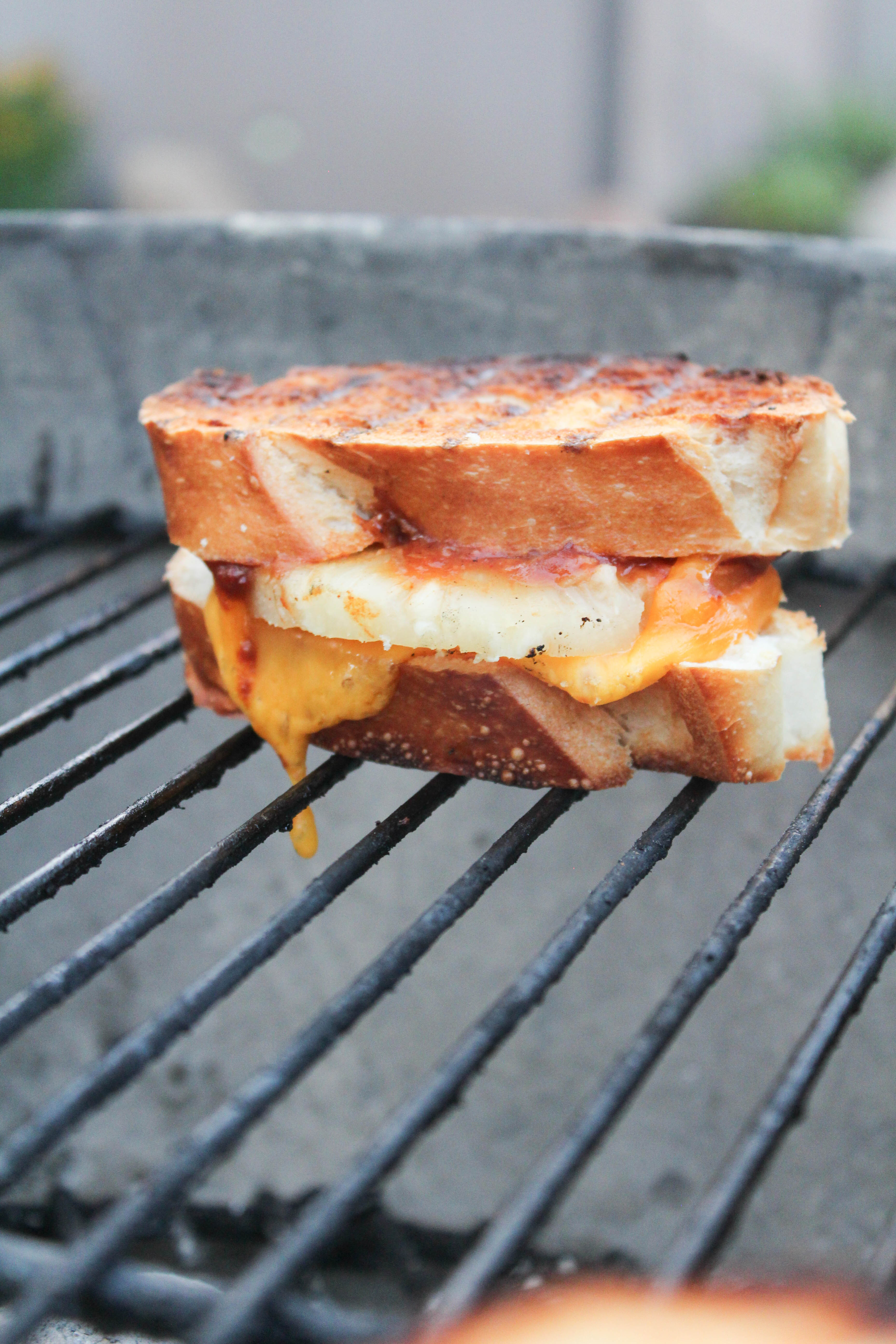 Tailgating: Gourmet Grilled Cheese Sandwiches - Let's ...