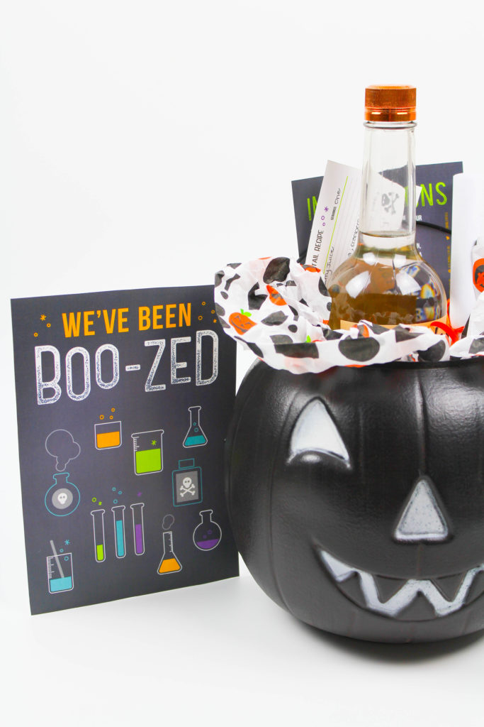 We've Been Boozed Printable