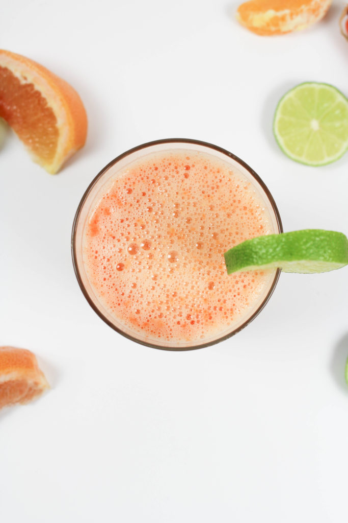 Citrus Carrot Smoothie
