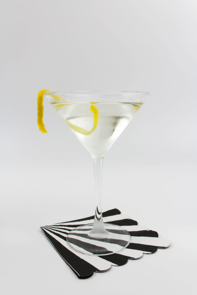 James Bond Martini Recipe