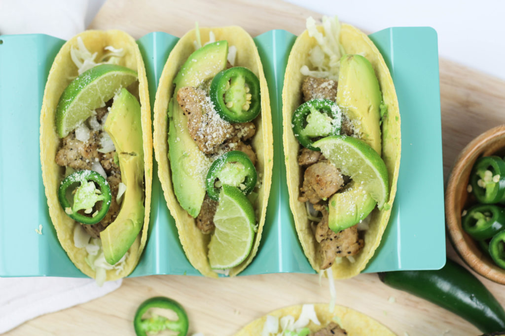 Pork Tenderloin Tacos